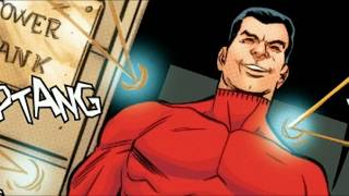 This Is Unus The Untouchable. (Marvel Comics),