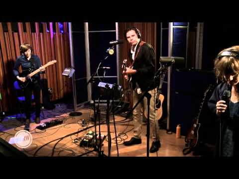 "Bahamas performing ""All The Time"" Live on KCRW"
