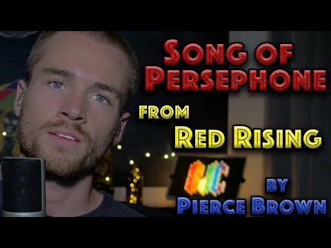 RED RISING/PIERCE BROWN - Song of Persephone (Cover Video) | Sam Clark