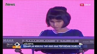 Penampilan Anak-anak Disabilitas Bikin Penonton Penutupan Asian Para Games Kagum - iNews Malam 13/10