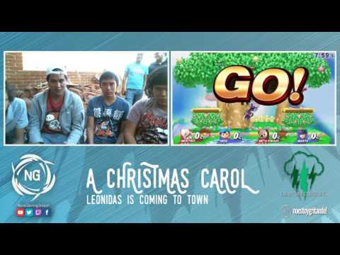 A Christmas Carol - AdrianSP & Lay Vs. Mar & N64 - WR1 - Doubles