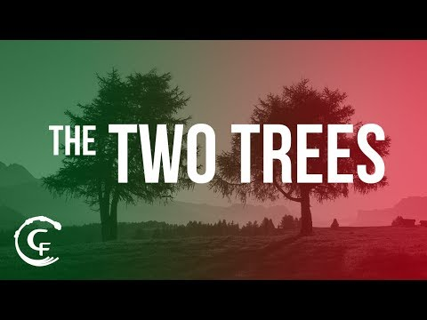 THE TWO TREES Part 1 Of 2: The Tree Of Life And The Tree Of Knowledge Of Good And Evil