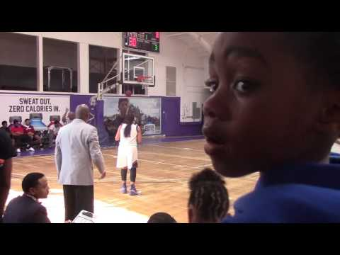 Arkansas Baptist College Lady Buffaloes vs State Fair Community College Part 2