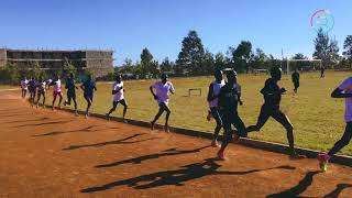Eliud Kipchoge training - Eldoret
