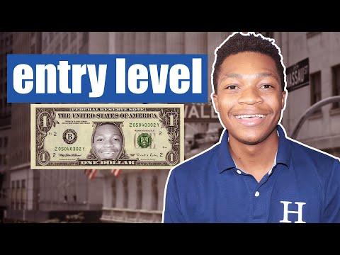 2 Best Entry Level Finance Jobs