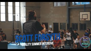 SCOTT FORSYTH | YOUNG THUG - THE LONDON | QUALITY SUMMER INTENSIVE 2019 | BARCELONA, SPAIN
