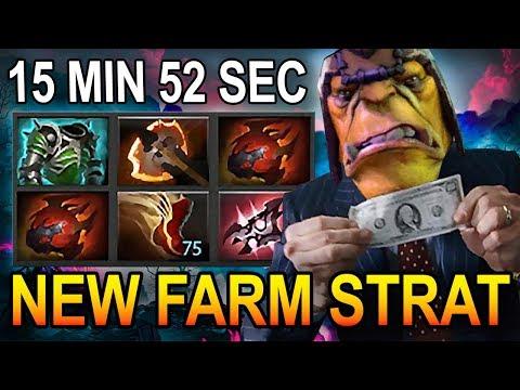 NEW FARM STRAT | MONTAGE DOTA 2