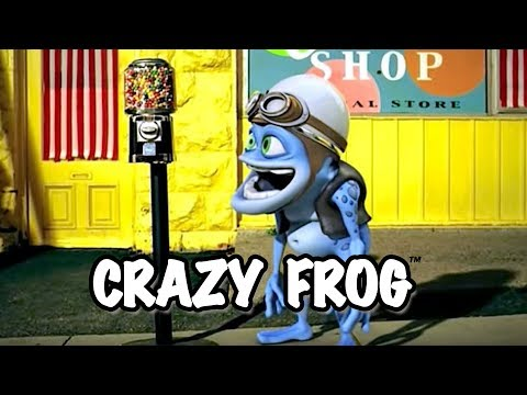 Crazy Frog   Crazy Frog In The House