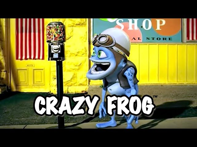 Crazy Frog - Crazy Frog In The House