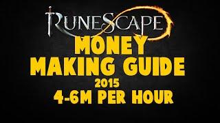 runescape money making guide 2015 4 6m profit per hour iam naveed runescape 2015
