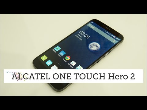 Alcatel One Touch Hero 2 | Hands-on