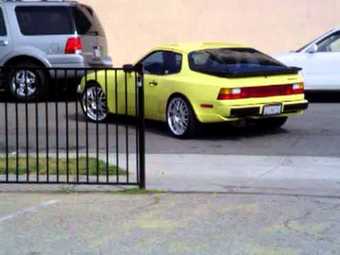 Porsche 944 Na Auto For Sale On Ebay Youtube