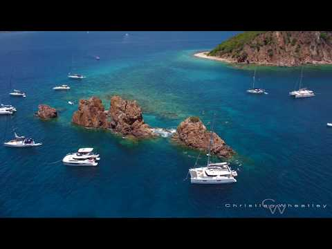 The Beautiful British And United States Virgin Islands