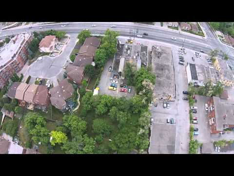 North York Drone View