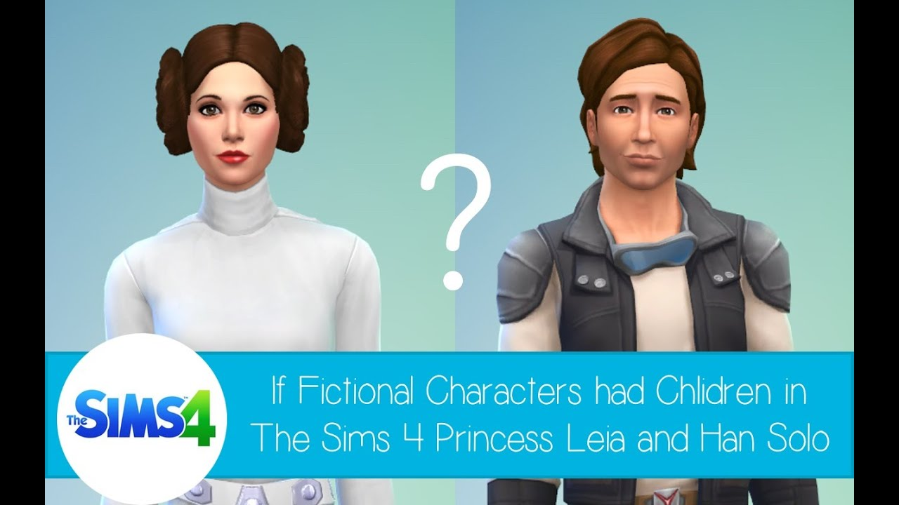 Sims 3 Cartoon Characters : If fictional characters had children in the sims