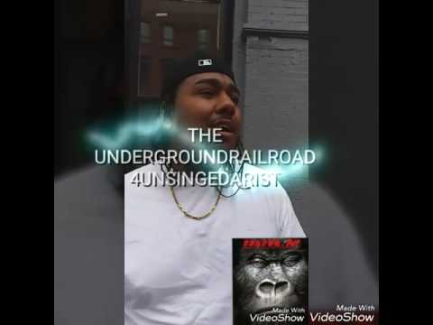 GrinchDaKid The underground Railroad🚅4 Unsinged Artist Kevlar N Slay