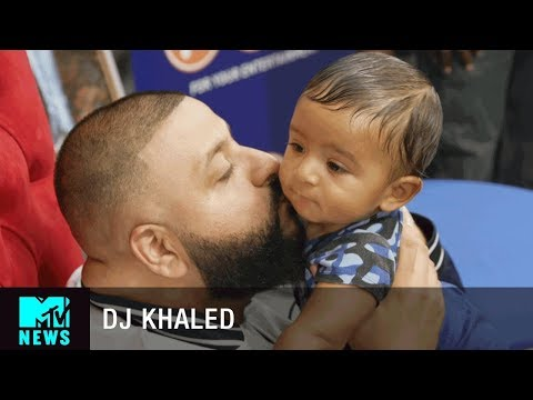 Download Youtube: DJ Khaled Is 'Grateful' For His Son Asahd & His Fans   MTV News