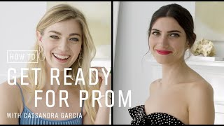 How To Get Ready for Prom by Bobbi Brown Cosmetics