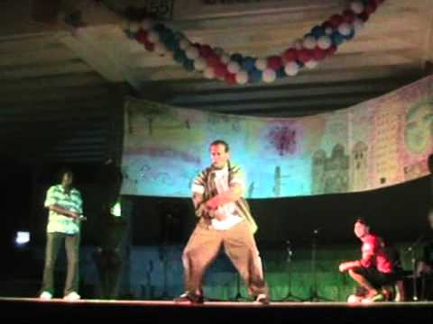 US Gala 2006-2007 (1st year): part 2 hip hop intro