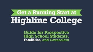 Running Start at Highline College