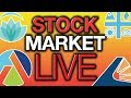 MONDAY Stock Markets LIVE! Aurora Cannabis Stock Analysis (ACB) Medmen (MMEN) TILRAY EARNINGS 2019