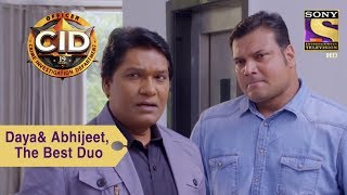 Your Favorite Character | Daya & Abhijeet, The Best Duo | CID