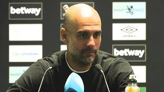 West Ham 0-5 Man City - Pep Guardiola Full Post Match Press Conference - Premier League
