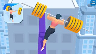 Weight Runner 3D Game 😊 All Levels Gameplay ios Android Mobile Games Level 11-18