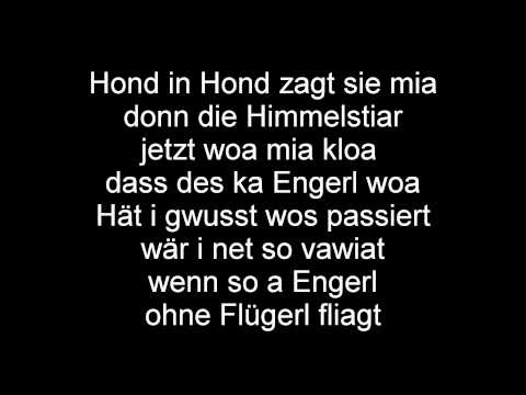 Andreas Gabalier - I sing a Liad Lyrics