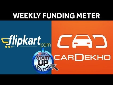 Weekly Funding Meter - Who Raised What This Week | Startup Central