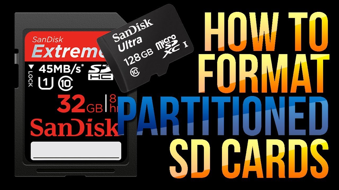 TUTORIAL: Formatting A Partitioned SD Card – The MXQ Project