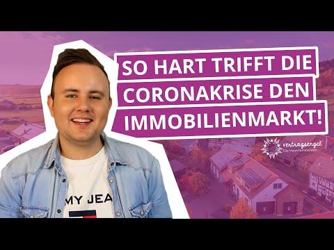 SO HART trifft Corona den Immobilienmarkt! 😱