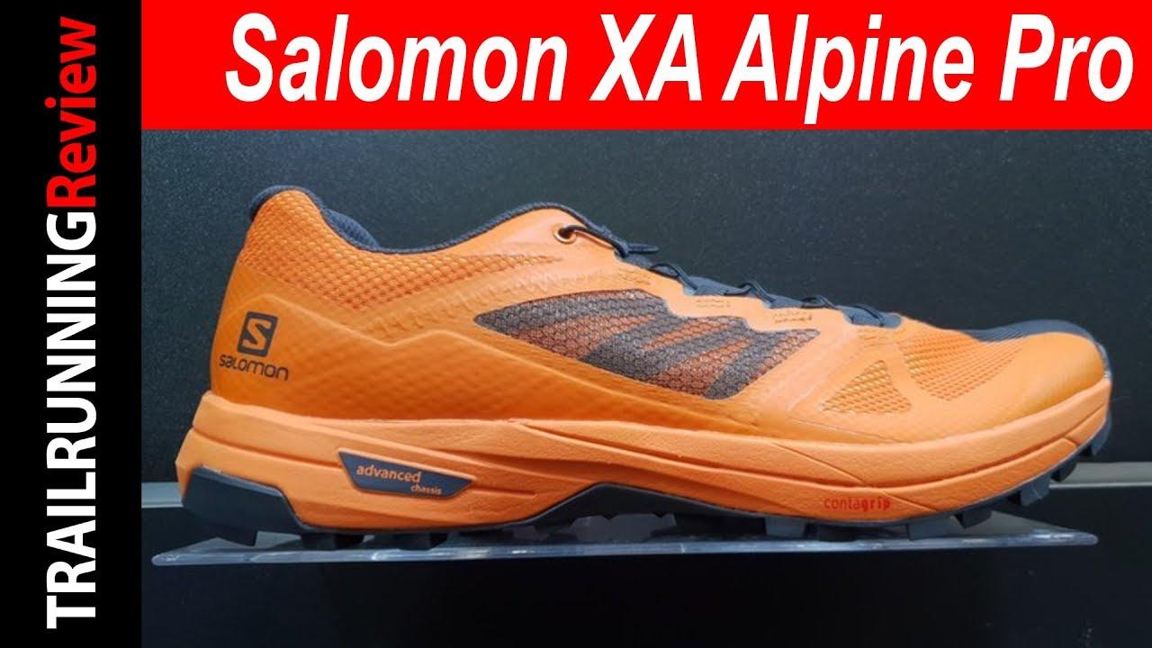 zapatillas salomon trail opiniones 4x4