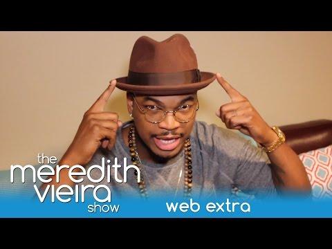 Ne-Yo Breaks Down His Hat Style! - Web Extra | The Meredith Vieira Show