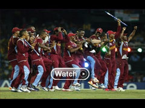 West Indies beat Sri Lanka to win T20 World Cup  X