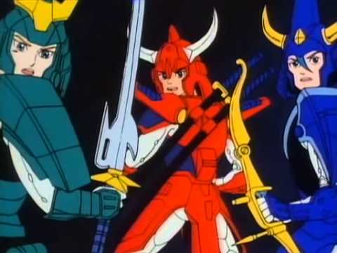 Ronin warrior 14 armor of life youtube - Ronin warriors warlords ...