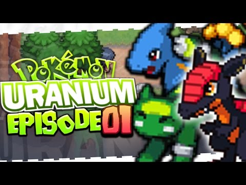 Pokémon Uranium Let's Play - Episode 1 - Welcome To Tandor!