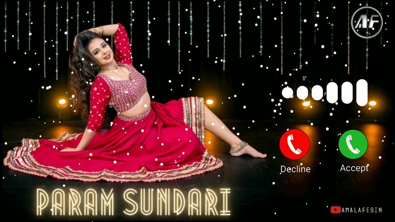 Param Sundari    Remix Dj   Hindi Ringtone