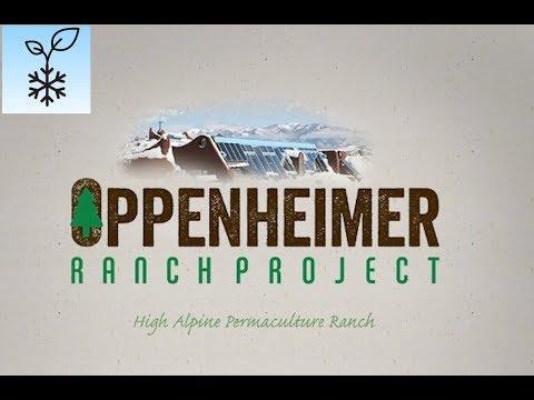 Interview: David 'Diamond' of Oppenheimer Ranch on Grand Solar Minimum Solutions (1 of ?)