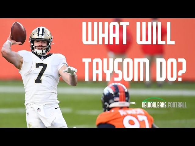 What will Taysom Hill do in his third start? | NewOrleans.Football