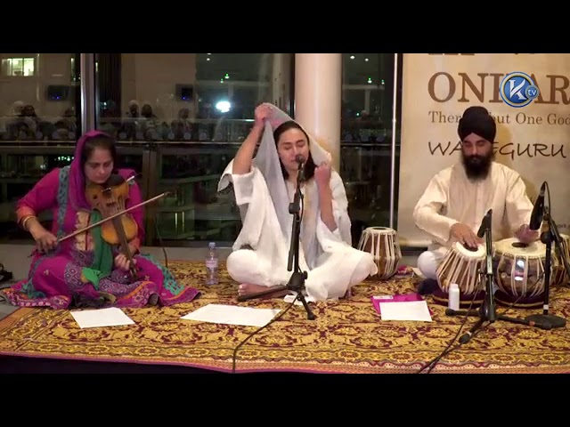Manika Kaur - Guru Nanak Devi - Your Light Ignites Live  (Ek)