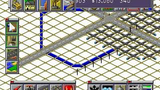 SimCity 2000 USA mp4 HYPERSPIN SONY PSX PS1 PLAYSTATION NOT MINE VIDEOS