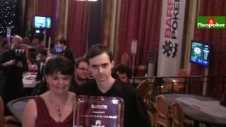 EPT Deauville 2010 High Roller Victoire de Martin Kabrhel