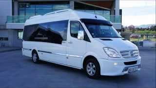 Переоборудование микроавтобусов. Mercedes Sprinter(, 2015-05-15T12:15:32.000Z)