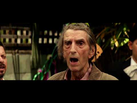 "Exclusive Lucky  ""Mariachi""  Harry Dean Stanton"
