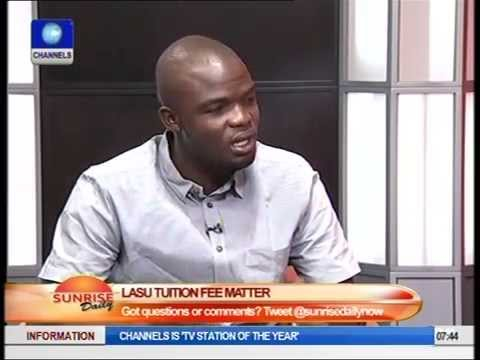 LASU Union President Insists On Paying N46, 500 Tuition PT2