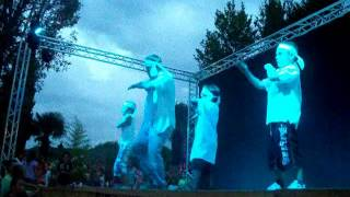 Camping Domaine des Fumades - Spectacle Enfants