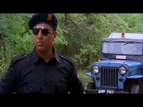 Drohi Movie || Kamal Haasan Superb Action Scene || Kamal Haasan, Arjun, Gouthami