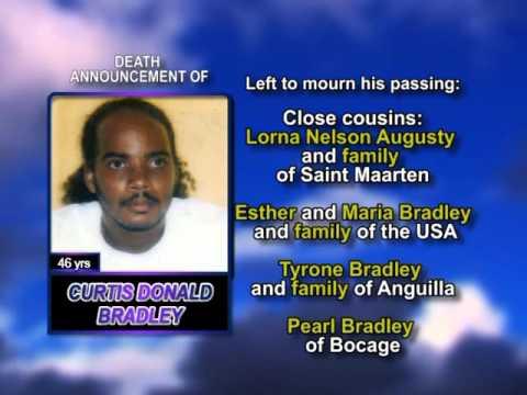 Curtis Donald Bradley long