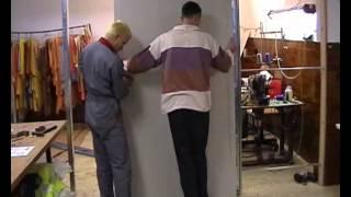 Видео-урок по установке кассет для раздвижных дверей Alukomen